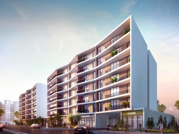 Rehan Extended preview unit REhan Apartments in Aljada